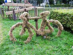 Tolle Verwendung für ein Rennrad