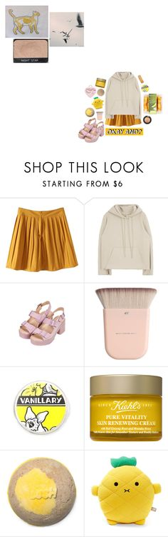 """{We're No Good For Each Other}"" by banoffz ❤ liked on Polyvore featuring Topshop, Enchanté, Barlow, Etude House and Too Faced Cosmetics"