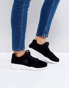 cheap for discount 2fae0 0f8d3 Buy Black Le coq sportif Basic sneakers for woman at best price. Compare  Sneakers prices from online stores like Asos - Wossel Global