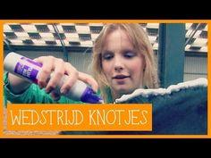 Wedstrijd knotjes maken | PaardenpraatTV - YouTube