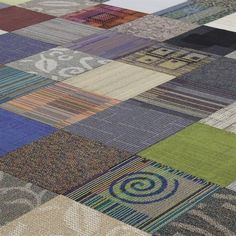 Save on Interface Flor Rainbow modular carpet tiles on sale iCarpetiles.com