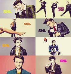 Daniel Radcliffe on SNL 1-15-2012