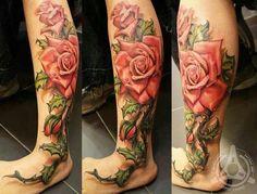 Leg Art