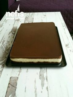 İrmikli Cheesecake