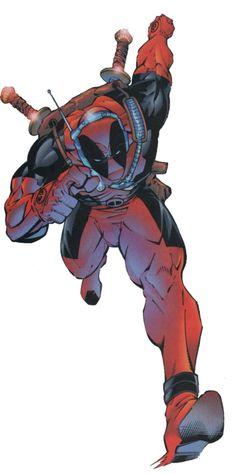 Run Deadpool Run!