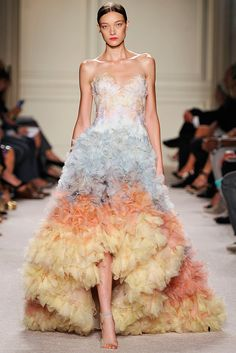 The Stunning Dresses from #NYFW That We're Hoping to See on the Emmys Red Carpet from InStyle.com