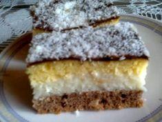 Torte Recepti, Kolaci I Torte, Baking Recipes, Cake Recipes, Dessert Recipes, Croatian Recipes, No Bake Cake, Sweet Recipes, Deserts