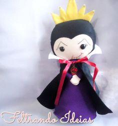 Rainha Má , Branca de Neve , Feltrando Ideias Feltrando Ideias on facebook