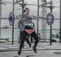 Crossfit women.... simply awesome