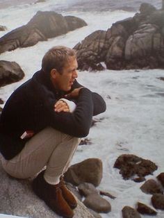 steve mcqueen style | Posted by Rugged Style