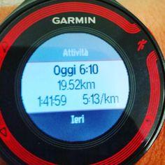 #conbagnoamarefinale #jobdone #earlybird #escisubito #instarun #igrunner @garmin @garminitaly #igersitalia @igrunners #training #corsa #instatraining #followme #followforfollow #forerunner #fr220 #nessunascusa #runlover @justrunnnxc #instamarathon #maratona #runnerscommunity #justdoit @decathlonitalia @cepcompression #sunday #domenica #runninginthesunshine #saucony