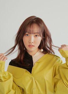 Gfriend-Yuju NYLON Magazine 2019 February