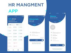This is new idea for HR Management and attandance app.Follow us for latest design and articles Hr Management, Articles, How To Get, App, Design, Apps
