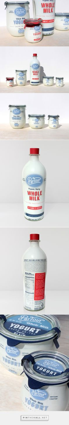 Parlour (Student Project)         on          Packaging of the World - Creative Package Design Gallery - created via http://pinthemall.net