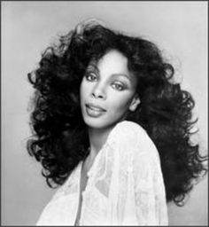 Donna Summer - i had just moved to Munich from Rome. (Didn't learn until I got there that the guy I was with already had a live in lover.) She was there performing in HAIR. Most nights all the ex-pats would get together and go dancing at Mandy's or at someone's house. She was HOT and great fun. Thanks for the music, dear friend