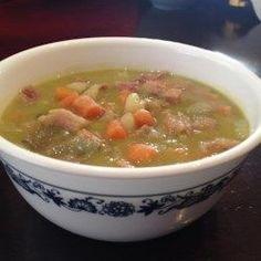 Split Pea Soup - Allrecipes.com