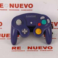 Mando para GAMECUBE E268365 de segunda mano #gamecube #consola #mando #segundamano