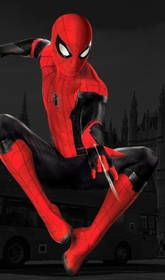 Far from Home Marvel Comics, Marvel Comic Universe, Marvel Art, Marvel Heroes, Marvel Avengers, Mafex Spiderman, Spiderman Pictures, Amazing Spiderman, Best Marvel Characters