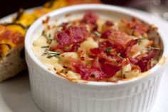 RECIPE: Mac and cheese with bacon and gruyère | Washington Times Communities