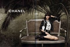 Chanel Spring Summer 2011 Campaign