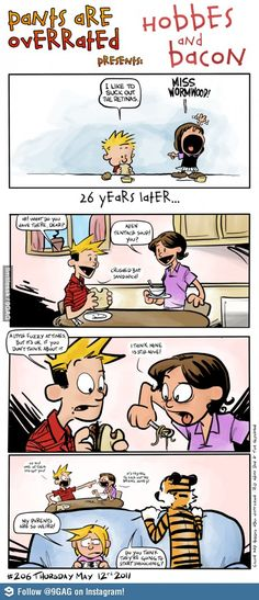 Heres to all Calvin and Hobbes fans