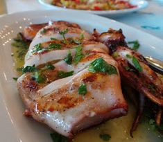 Greek Cooking, Greek Recipes, Seafood, Pork, Turkey, Yummy Food, Fish, Meat, Chicken