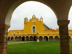 Convento de Izamal Yucatan Mexico