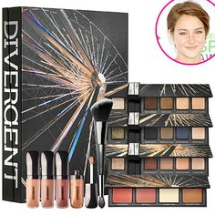 Divergent makeup collection debuts at Sephora in March!!! WHOE GUYSSSS OMGGGGGGGG