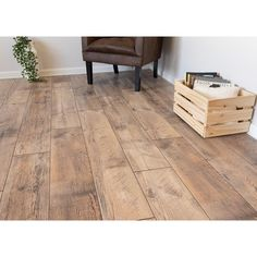 Impart rustic beauty to your residence with the help of this highly durable Home Decorators Collection Reedville Pine Laminate Flooring. Rustic Laminate Flooring, Installing Laminate Flooring, Farmhouse Flooring, Wood Laminate, Home Depot Flooring, Rustic Wood Floors, Wide Plank Laminate Flooring, Plywood Floors, Flooring Ideas