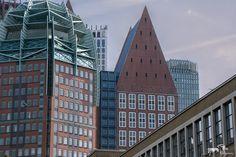 https://flic.kr/p/LxYtgN | Rasca cielos de La Haya | Los edificios, también, son…
