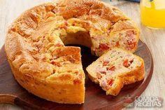 Receita de Torta bauru especial em receitas de tortas salgadas, veja essa e outras receitas aqui!