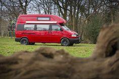 VW T4 Westfalia offroad