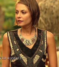 thea queen short haircut arrow - Yahoo Image Search Results