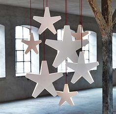 Advent Star, 2 storlekar