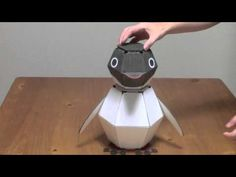 ▶ 木製ペンギン爆弾 Wooden penguin bomb - YouTube