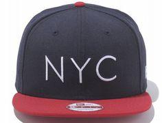 NYC 9Fifty Snapback Cap by NEW ERA