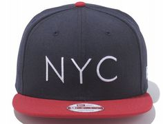 NYC 9Fifty Snapback Cap by NEW ERA