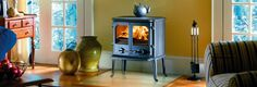 Morso wood stove - we love ours!