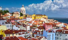 Lisbon city guide: what to see plus the best bars, restaurants and hotels | Travel | The Guardian Algarve, Visit Portugal, Spain And Portugal, Portugal Travel, Places To Travel, Travel Destinations, Places To Visit, Portuguese To English, Cheap City Breaks