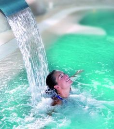 Photo about Spa hydrotherapy woman waterfall jet turquoise swimming pool water. Image of shoulder, smiling, indoor - 16585790 Blood Pressure Chart, Normal Blood Pressure, Blood Pressure Remedies, Rafting, Cure, Bonheur Simple, Mobile Spa, Pressure Quotes, Swimming Pool Water