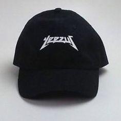 Kanye West Yeezus black baseball cap New never worn! Black hat! Yeezy Accessories Hats