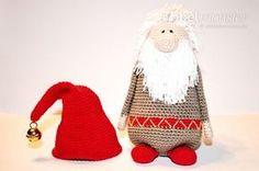 Amigurumi - Weihnachtswichtel häkeln - Häkelanleitung - Anleitung