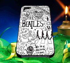 The Beatles Quote for iPhone 4/4s iPhone 5/5S/5C/6 by takbirane