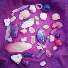 Crystal healing is something everyone can use. It's easy, natural, and really quite powerful. Here's an intro into how healing crystals work: