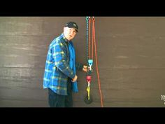 Rope and Pulley Systems Segment 11 Intro to Compound Pulley Systems pds.m2ts - YouTube
