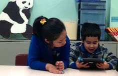 This post explores how we partnered with an inner city school to enhance K-2 literacy.