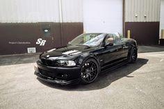 BMW (E46) M3 Convertible