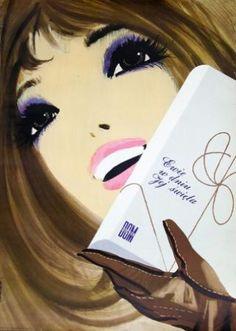 Janusz Grabianski - - Polish illustrator and graphic designer who primarily became known.for his children's books illustrations Polish Posters, Artist Journal, Best Ads, Commercial Art, Art For Art Sake, Book Illustration, Vintage Advertisements, Rose, Vintage Posters