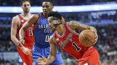 Derrick Rose Explodes Against OKC Proving Doubters Wrong