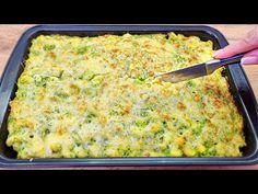 Cuketa a cestoviny! Rýchly a chutný obed pre vašu rodinu! Recept za 10 minút! - YouTube Pasta, Zucchini, Macaroni And Cheese, Lunch, Ethnic Recipes, Gardening, Youtube, Lunches, Tasty